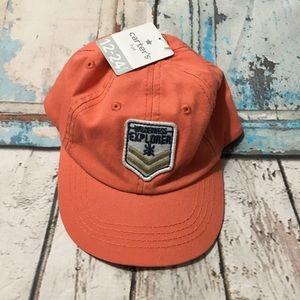 Carters's Wilderness Explorer Hat NWT